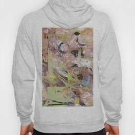 Painting Seems To Help The Pain, Seems To Cultivate The Brain Hoody