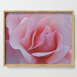 Rose Petal Pink Serving Tray