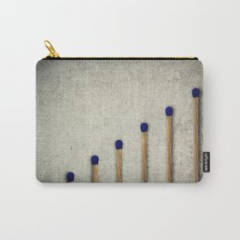 whole matches stairsteps Carry-All Pouch