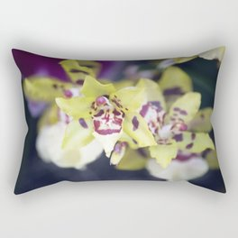 Longwood Gardens Orchid Extravaganza 74 Rectangular Pillow