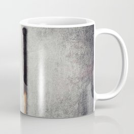 two matches closeup Coffee Mug