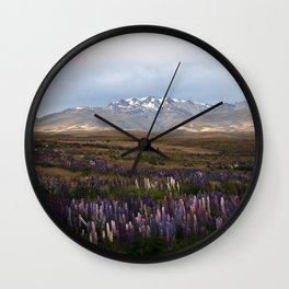Lupin Love Wall Clock