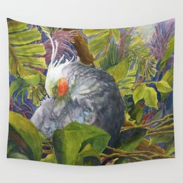 Forty Winks Wall Tapestry