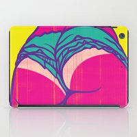 booty iPad Cases featuring Booty Clap by Tony Easley