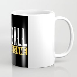 Soccer Lover Gift Idea Design Motif Coffee Mug