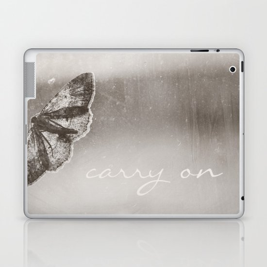 Carry On Laptop & iPad Skin