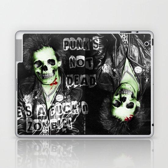 SidZOMBIE Laptop & iPad Skin