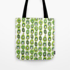 Owls In The Trees Tote Bag