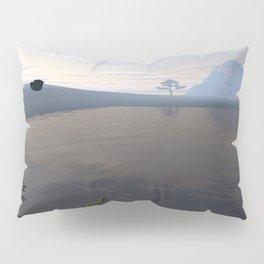 Nobody's Land Pillow Sham