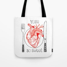 Heart Sweet Tote Bag