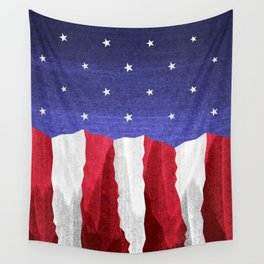 STAR SPANGLED MOUNTAINS Wall Tapestry