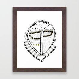 Mizat Framed Art Print