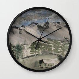 Bayern Mountain´s Wall Clock