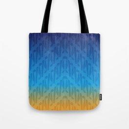 Parang Sunrise (Batik) Tote Bag