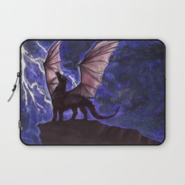 The Dragon and the Storm Laptop Sleeve