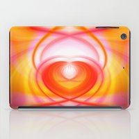 cocaine iPad Cases featuring Twirl in Love by Heidi Anne Morris