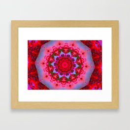 Autum Leaves #3 Framed Art Print