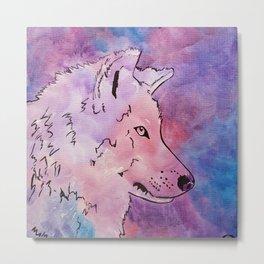 Wolf 265 Metal Print