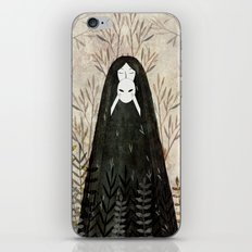 under the mask iPhone & iPod Skin