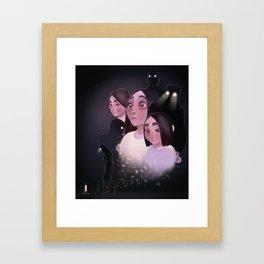 Beaten Framed Art Print