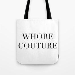 W COUTURE Tote Bag