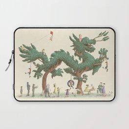 The Night Gardener - The Dragon Tree Laptop Sleeve