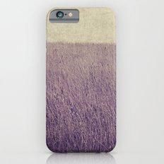 Purple field Slim Case iPhone 6s