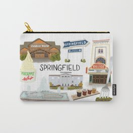 Springfield, Missouri Carry-All Pouch