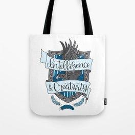 House Pride - Intelligence & Creativity Tote Bag