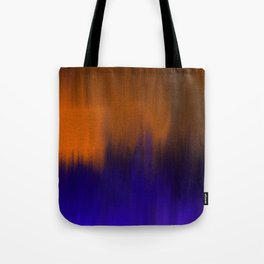 Landscape by night Tote Bag