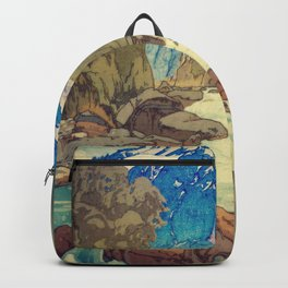 The Walk to Hokodoyama Backpack