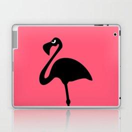 Angry Animals: Flamingo Laptop & iPad Skin