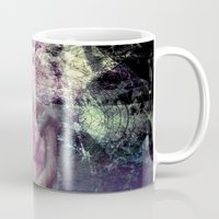 the cure Mugs featuring Hard to Cure by Tanzer Dragon