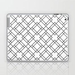 Simply Mod Diamond Black and White Laptop & iPad Skin