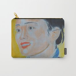 Gong Li Carry-All Pouch
