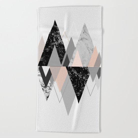 Graphic 117 X Beach Towel