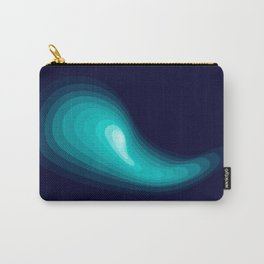 Deep Turquoise Carry-All Pouch