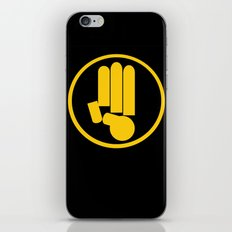 This is just A Tribute iPhone & iPod Skin