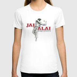 Jai Alai T-shirt