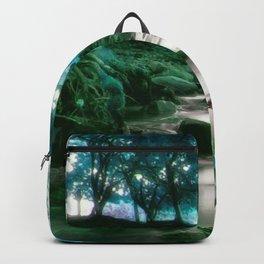 birds foraging Backpack