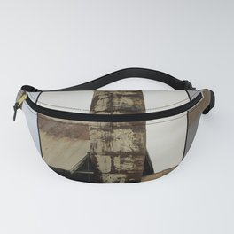 Tall and Strong - Industrial Art Fanny Pack