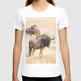 Group of wildebeest T-shirt