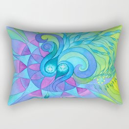 Dreamcatcher Eye Rectangular Pillow