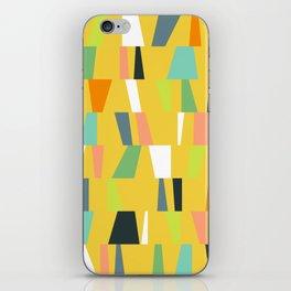 Modern Geometric 39 iPhone Skin