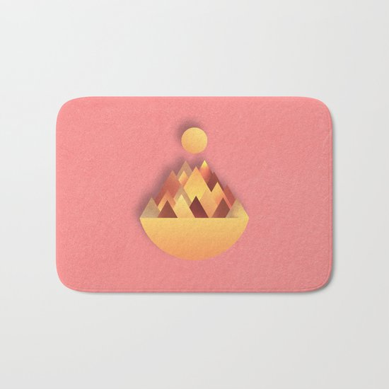 Hot Peaks Alternative Bath Mat