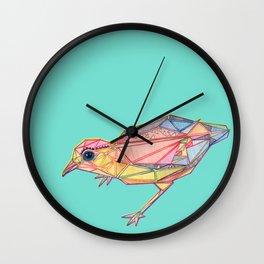 Tietê de coroa Wall Clock