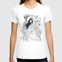 gypsy T-shirts featuring Gypsy  by ericlvargas