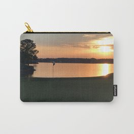 11 at Sunset Carry-All Pouch