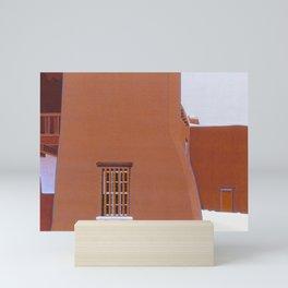 Cold Afternoon Mini Art Print