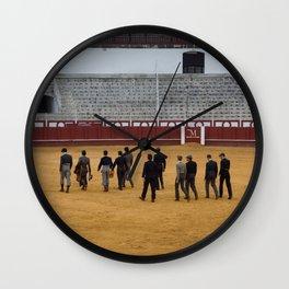 11 Angry Men Wall Clock